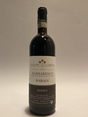 Giuseppe Cortese Barbaresco Rabajà riserva