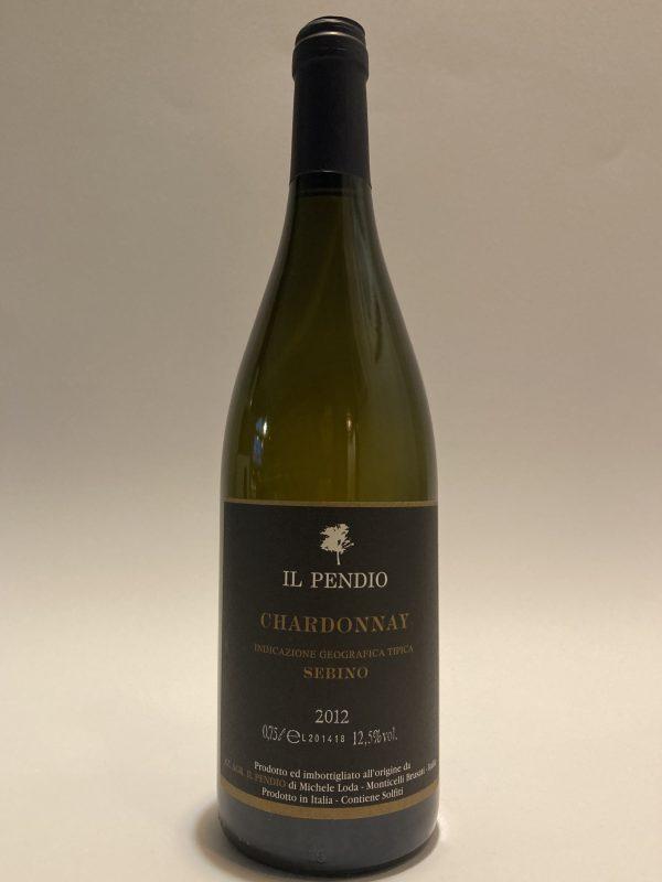 Il Pendio Chardonnay Sebino 2012