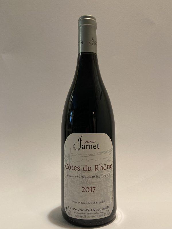 vino_francese_valle_del_rodano_Jamet_Cotes du Rhone
