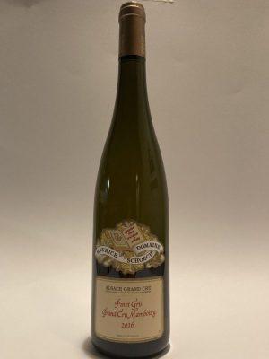 """Maurice Schoech Vins D'Alsace Grand Cru """"Mambourg"""" 2016"""