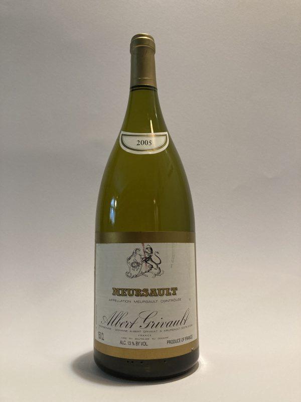 Bottiglia MAGNUM Merseault Albert Grivault