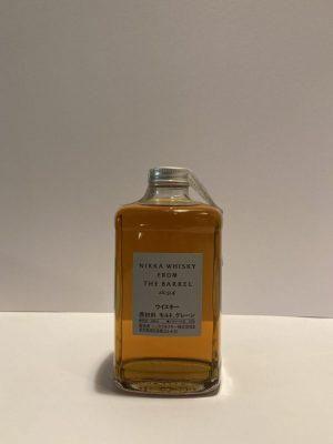 Nikka from the barrel nikka whisky