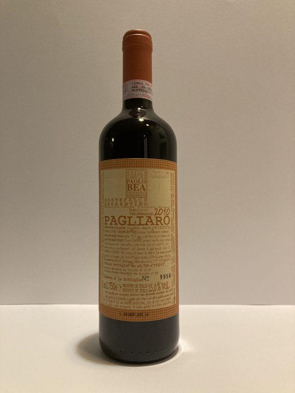 Montefalco Sagrantino Pagliaro Paolo bea
