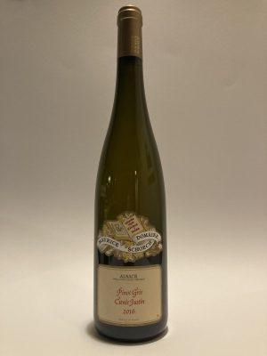 "Pinot Gris ""Cuvée Justin"" 2016 Maurice Schoech"