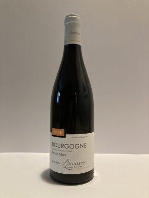 Pinot noir Bourgogne rouge Boussey