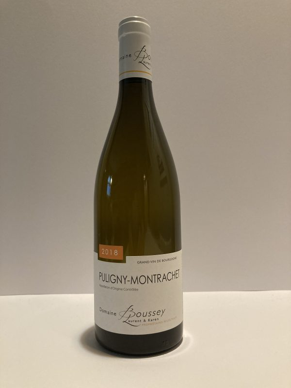 Puligny-Montrachet 2018 Boussey