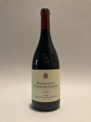 obert Groffer Bourgogne Passetoutgrain 2018