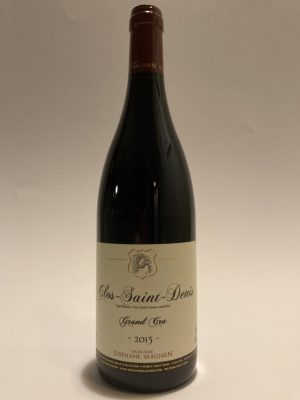 Stephane Magnien Clos Saint denis grand cru 2013