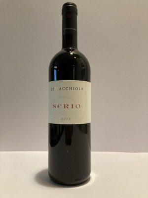 "Toscana IGT ""Scrio"" 2013 Le macchiole"