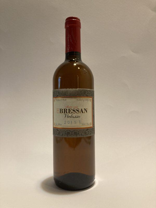 Vino bianco secco verduzzo friulano Bressan
