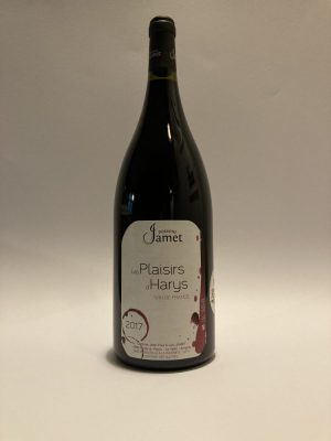 Vin de France Les Plaisirs d'Harts MAGNUM 2017 Jean-Paul et Corinne Jamet