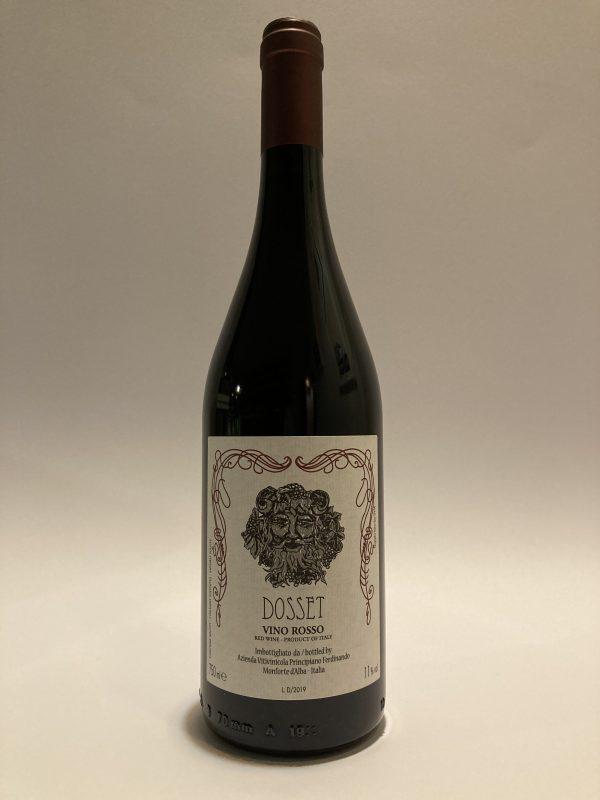 Vino rosso Dosset Ferdinando Principiano