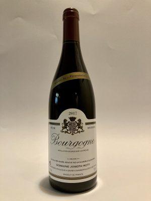 Vino rosso francese Bourgogne Rouge Cuvée de Pressonnier 2017 Joseph Roty