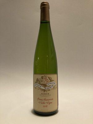 Pinot Auxerrois Vieilles Vigne AOC 2018 Maurice Schoech