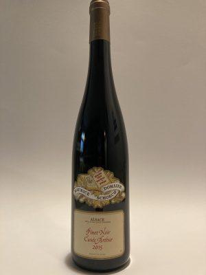 Pinot noir Cuvée Arthur 2015