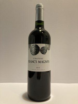 Bordeaux Superieur 2015 CHÂTEAU FRANCS MAGNUS