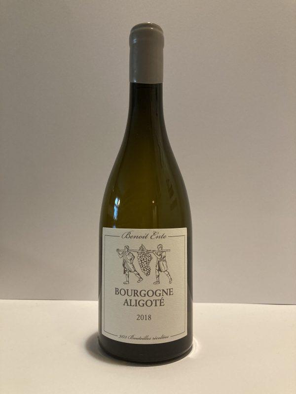 Bourgogne Aligotè Benoit Ente 2018