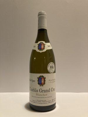 Chablis Grand Cru Vieilles Vignes 2015 Blanchot Guy Robin