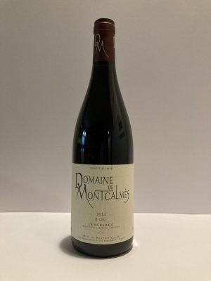 Coteaux du Languedoc Le Geai 2014 Domaine de Montcalmès