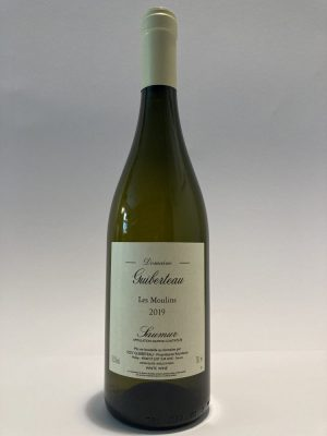 Vino_bianco_loira_chenin_Blanc_Guiberteau_Saumur_Les_Moulins