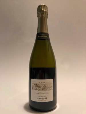 Marguet Champagne Les Crayeres 2015