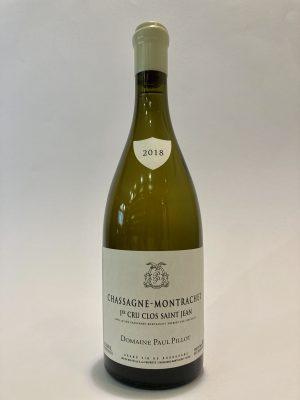 vino_bianco_francese_borgogna_Chassagne-Montrachet_1er Cru_Clos St. Jean