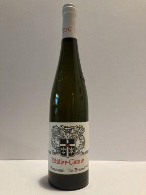 Pfalz Riesling Burgengarten Im Breumel 2017 Müller-Catoìr