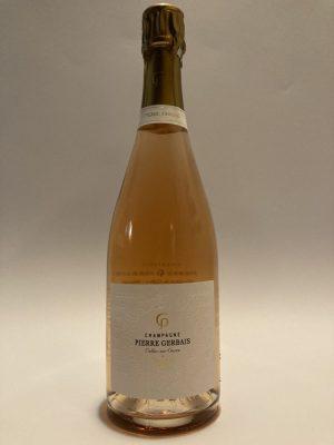 """Pierre Gerbais Champagne """"Grains de Celles"""" Rosé Extra Brut 2016"""