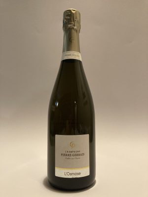 """Pierre Gerbais Champagne Extra Brut """"L'Osmose"""" 2016"""