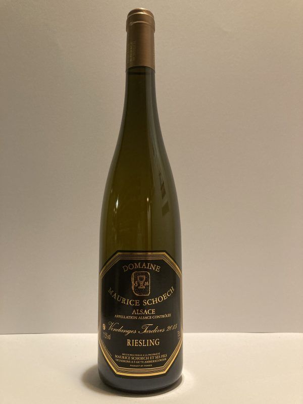 "Riesling ""Vendanges Tardives"" 2015 Maurice Schoech"