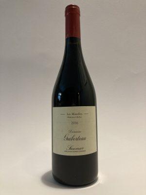 Vino francese rosso Saumur Les Motelles Domaine Guiberteau