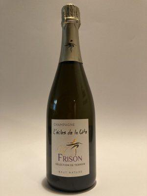 """Val Frison Champagne Brut Nature """"L'Éclos de la Côte"""""""