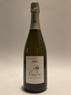 "Val Frison Champagne Brut Nature ""Lalore"""