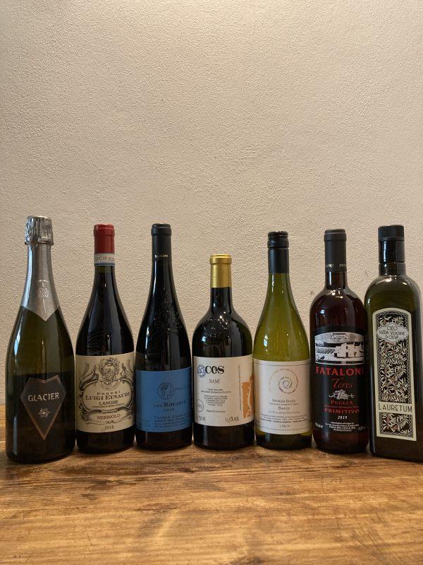 Box 6 bottiglie vino Limited Edition 3