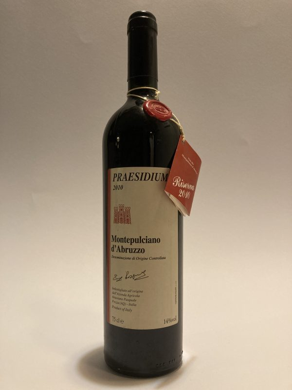 Montepulciano d'Abruzzo Praesidium