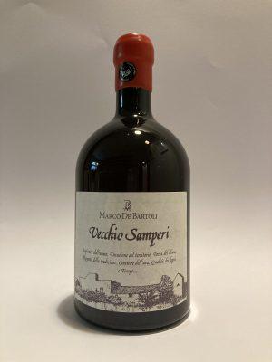 Vino bianco fermo siciliano invecchiato