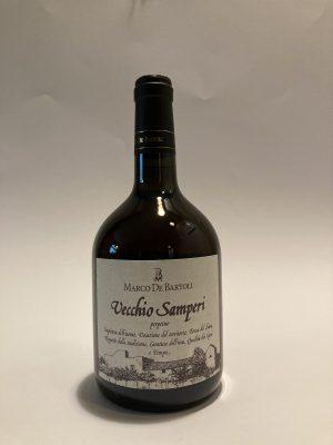 Vino bianco fermo siciliano Vecchio Samperi Marco De Bartoli
