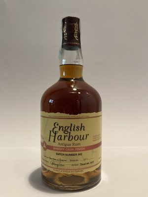 "English Harbour ""SHERRY CASK FINISH"" 5 Years"