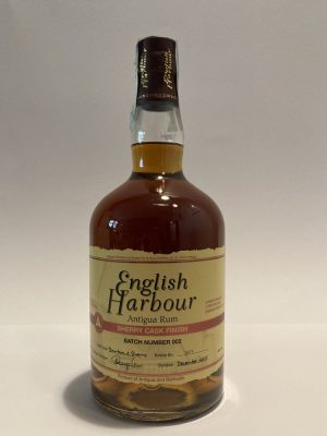 """English Harbour """"SHERRY CASK FINISH"""" 5 Years"""