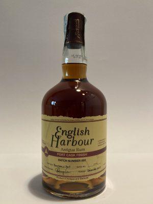 "Antigua Rum ""PORT CASK FINISH"" 5 Years"