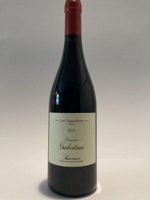 vino_roso_francese_loira_cabernet_franc_Guiberteau_Saumur_Les_Chapaudaises