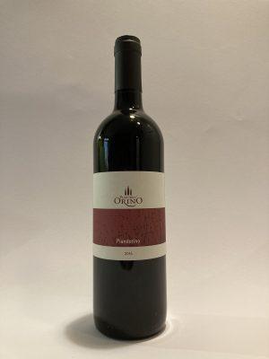 Vino rosso fermo toscano Piandorino Pian dell'Orino