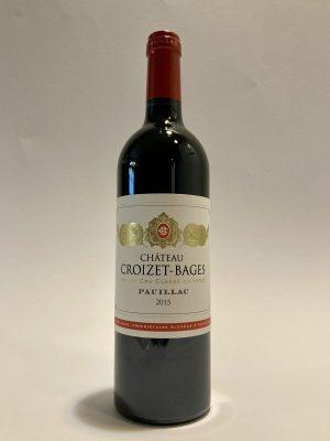 vino_rosso_francese_bordeaux_Chateau_Croizet_bages_Pauillac