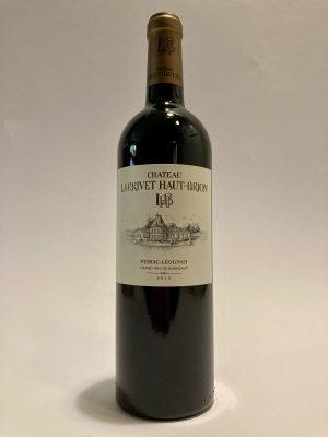 vino_rosso_francese_bordeaux_Chateau_Larrivet_Haut_Brion_ Pessac_Leognan