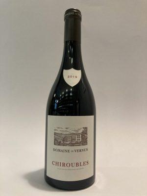 vino_rosso_francese_gamy_borgogna_chiroubles_Domaine_de_Vernus