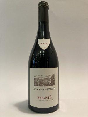 vino_rosso_francese_gamay_Régnié_Domaine de Vernus