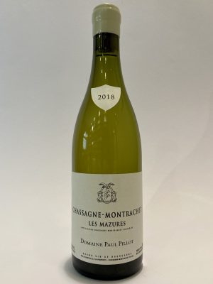 vino_bianco_francese_Chassagne-Montrachet_Les Mazures