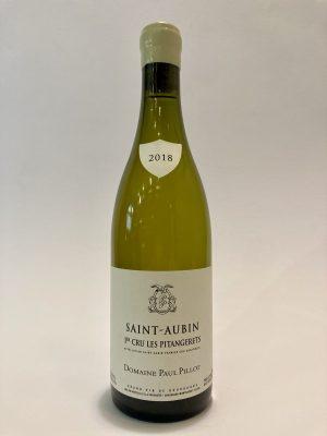 vino_bianco_francese_borgogna_Saint-Aubin_1er Cru_Les Pitangerets