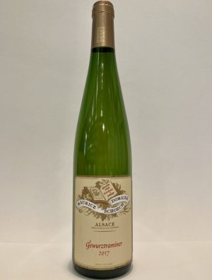 vino_bianco_francese_alsazia_biologico_Maurice_Schoech_Gewurztraminer