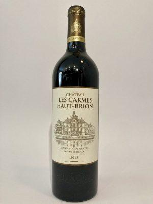 vino_rosso_francese_bordeaux_Pessac_léognan_Grand_Cru_Classé_Les_Carmes_Haut_Brion